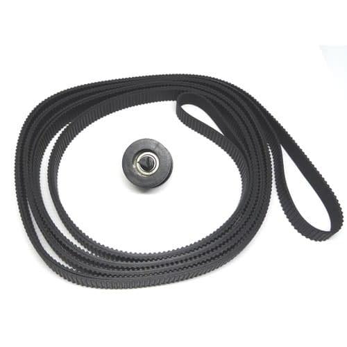 HP DesignJet 500 Carriage Belt (24 inch) Part Number C7769-60182