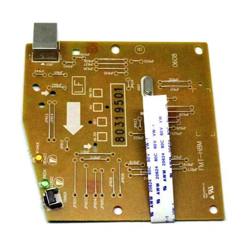 Formatter Board Logic Card Main Board for HP LaserJet P1006 P1008 Printer RM1-4608
