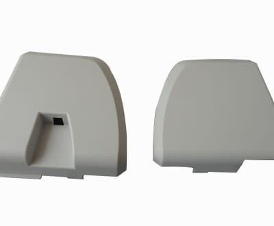 HP lj 1020 printer side cover